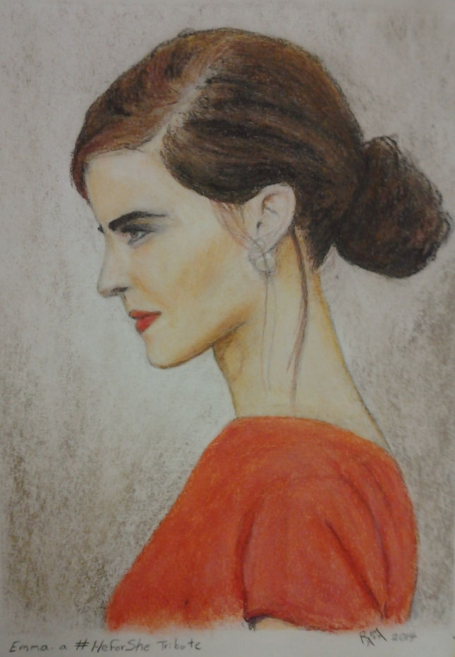 By Ronald Kok Oil pastels and pencil crayons on paper