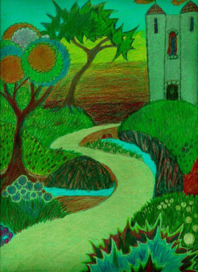 castle-path