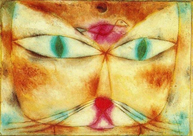 cat-and-bird-paul-klee-1928