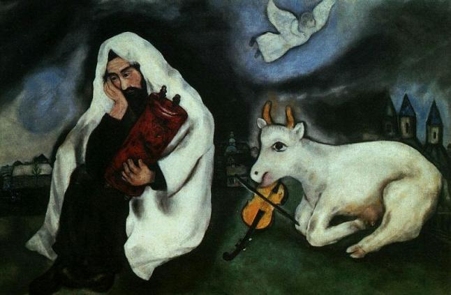chagall-solitude