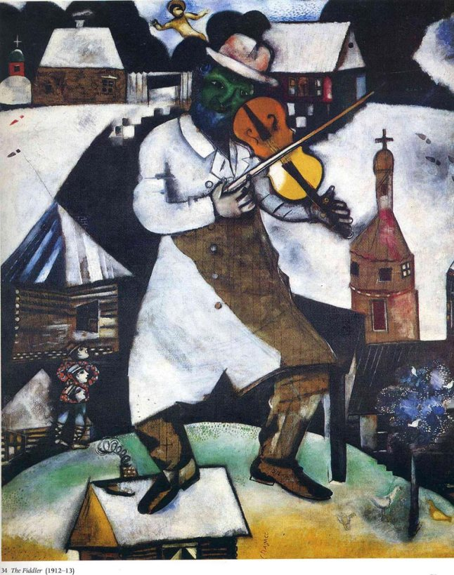 chagall-the-fiddler