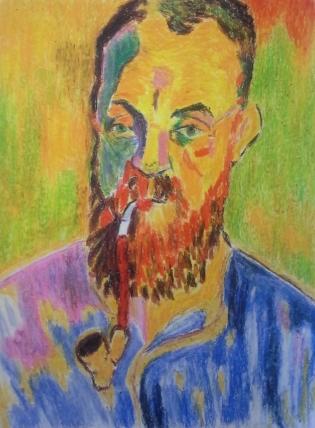 derain-andre-portrait-of-henri-matisse-1905