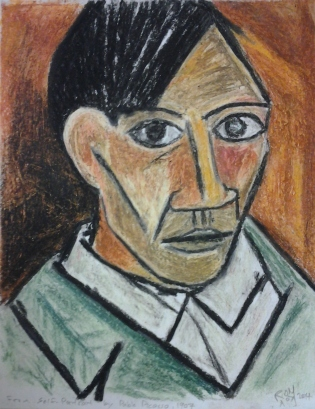 picasso-self-portrait-1907