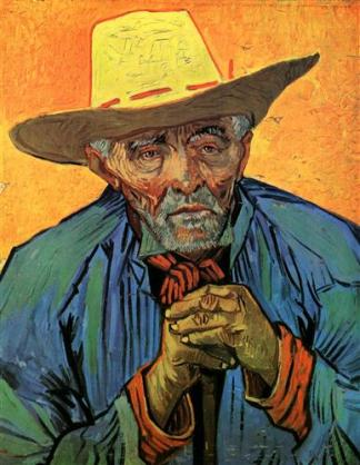 Vincent Van Gogh, Portrait of Patience Escalier, 1888