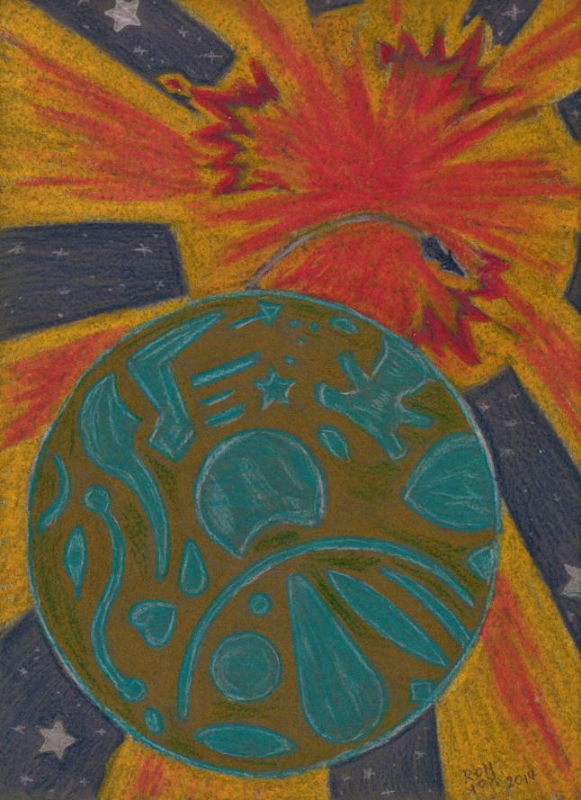 rocket-sun
