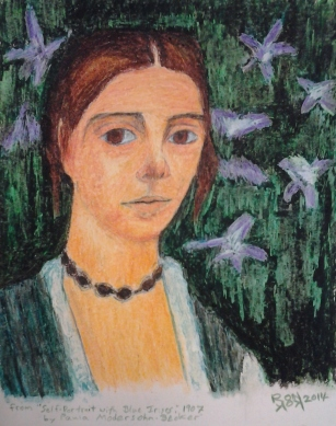 self-portrait-modersohn-becker