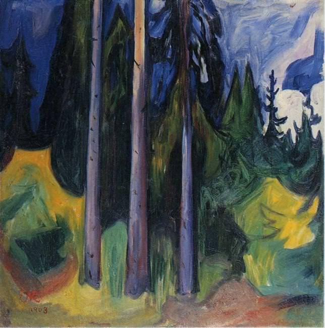 the forest 1903