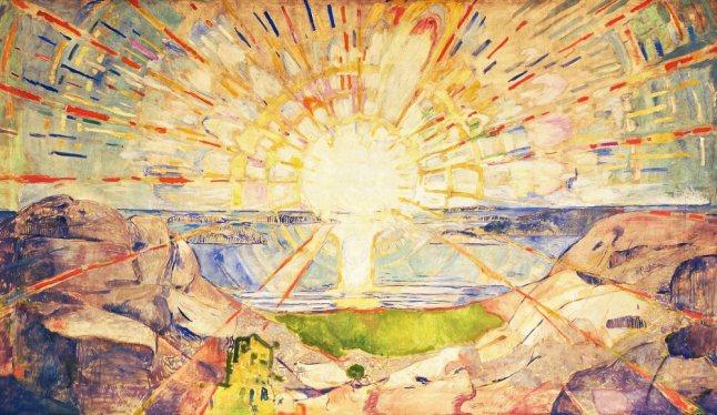 the sun 1909