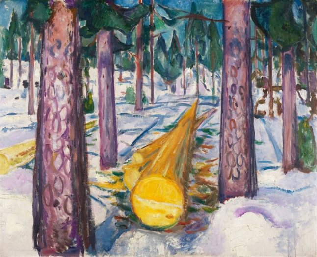 the-yellow-log 1911