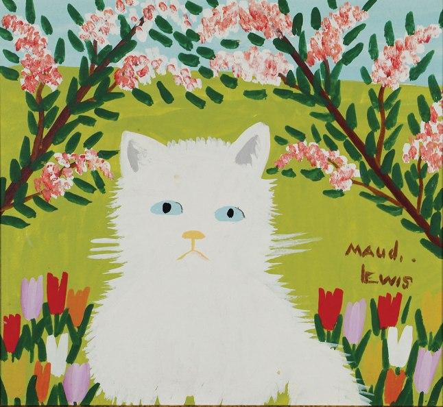 White Cat 1960s