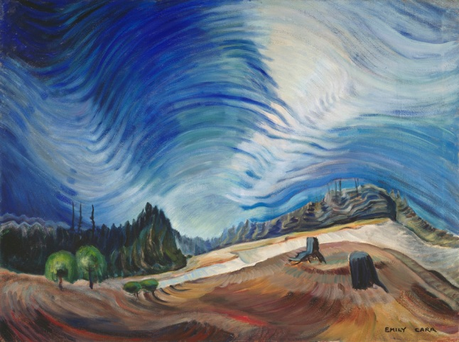 Art-Canada-Institute-Emily-Carr-HR-Above-the-Gravel-Pit 1937