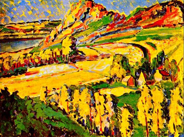 autumn-in-france-1911