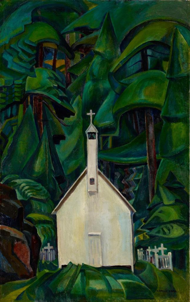 emily-carr-Indian-Church 1929