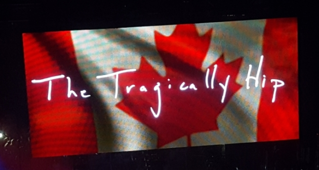 tragically hip logo