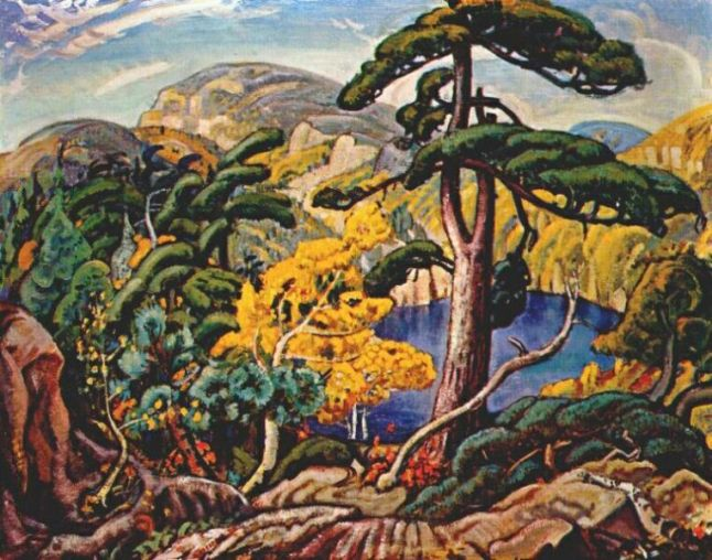 ArthurLismer-Bright-Land-1938