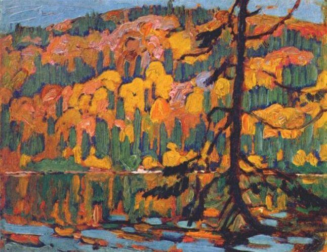 autumn-algoma-1918 jeh macdonald