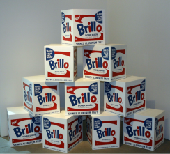Brillo-Boxes