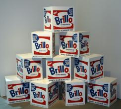 Brillo-Boxes