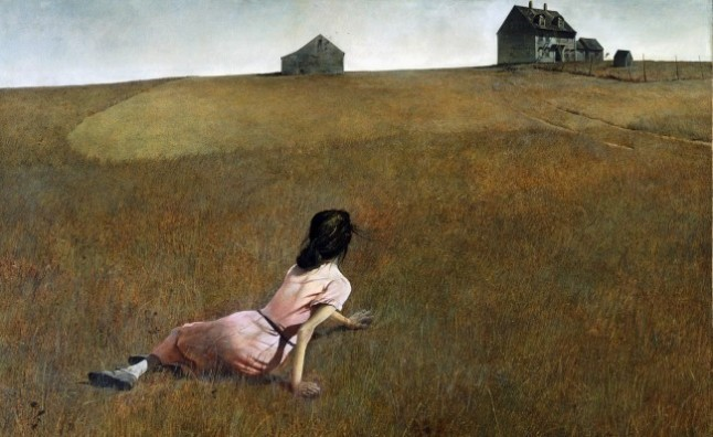 Christinas_World-Andrew Wyeth 1948