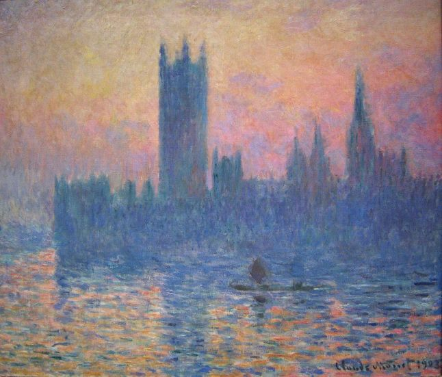 Claude_Monet_-_The_Houses_of_Parliament,_Sunset 1903