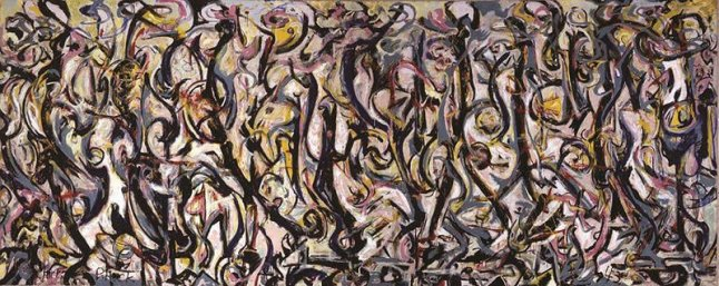 Mural-1943-Jackson-Pollock