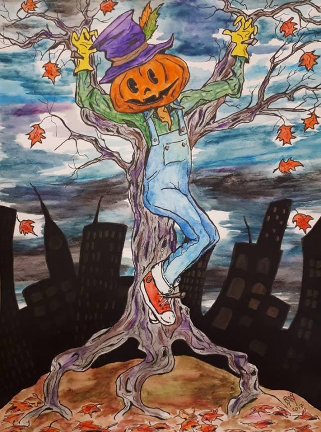 Peter Pumpkinhead