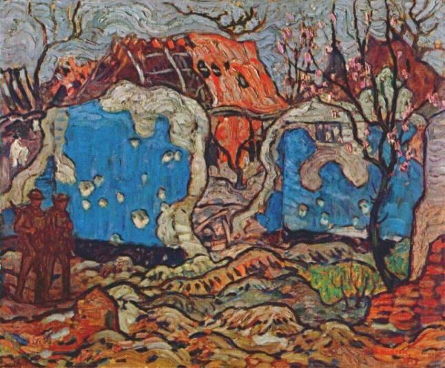 jackson-springtime-in-picardy-1918-artfond