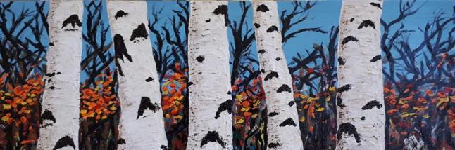 Five Birch