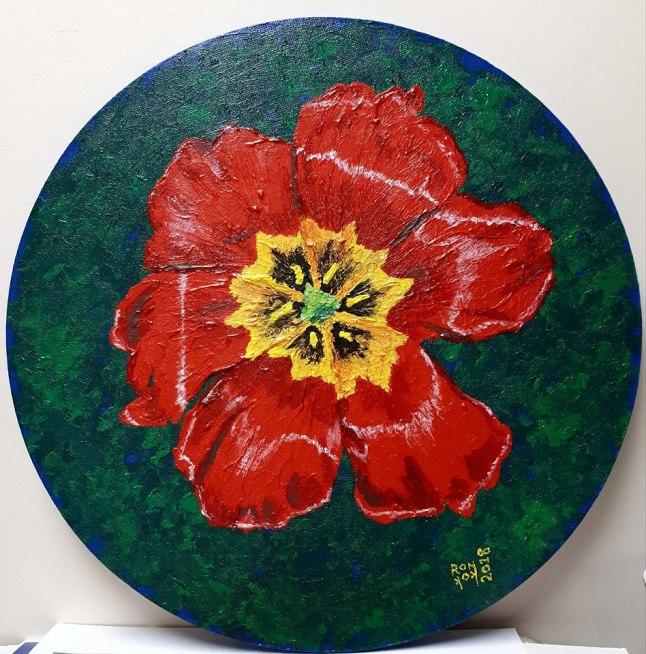 Anniversary painting